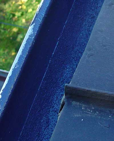 Painting Galvanized Gutters Fixing Our Historic House