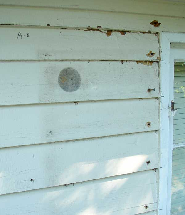 Painting And Repairing Old Wood Siding Step By Step