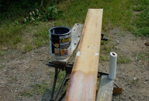 Use Wolman S Zinsser Woodlife Classic To Increase The