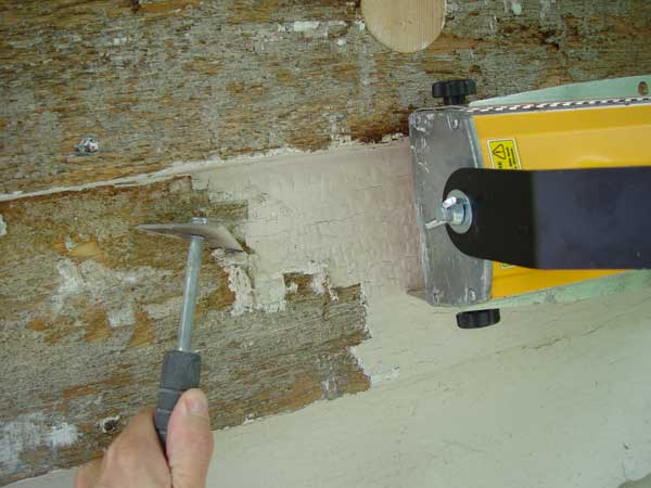 Stripping Old Wood Siding Step By Step Fixing Our
