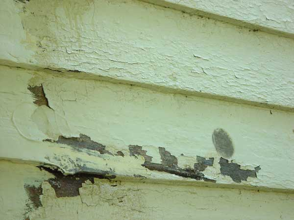 Painting and Stripping Old Wood Siding — Overview | Fixing